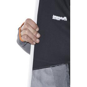 Bergans Galdebergtind Veste Homme, solid charcoal/solid grey/pumpkin